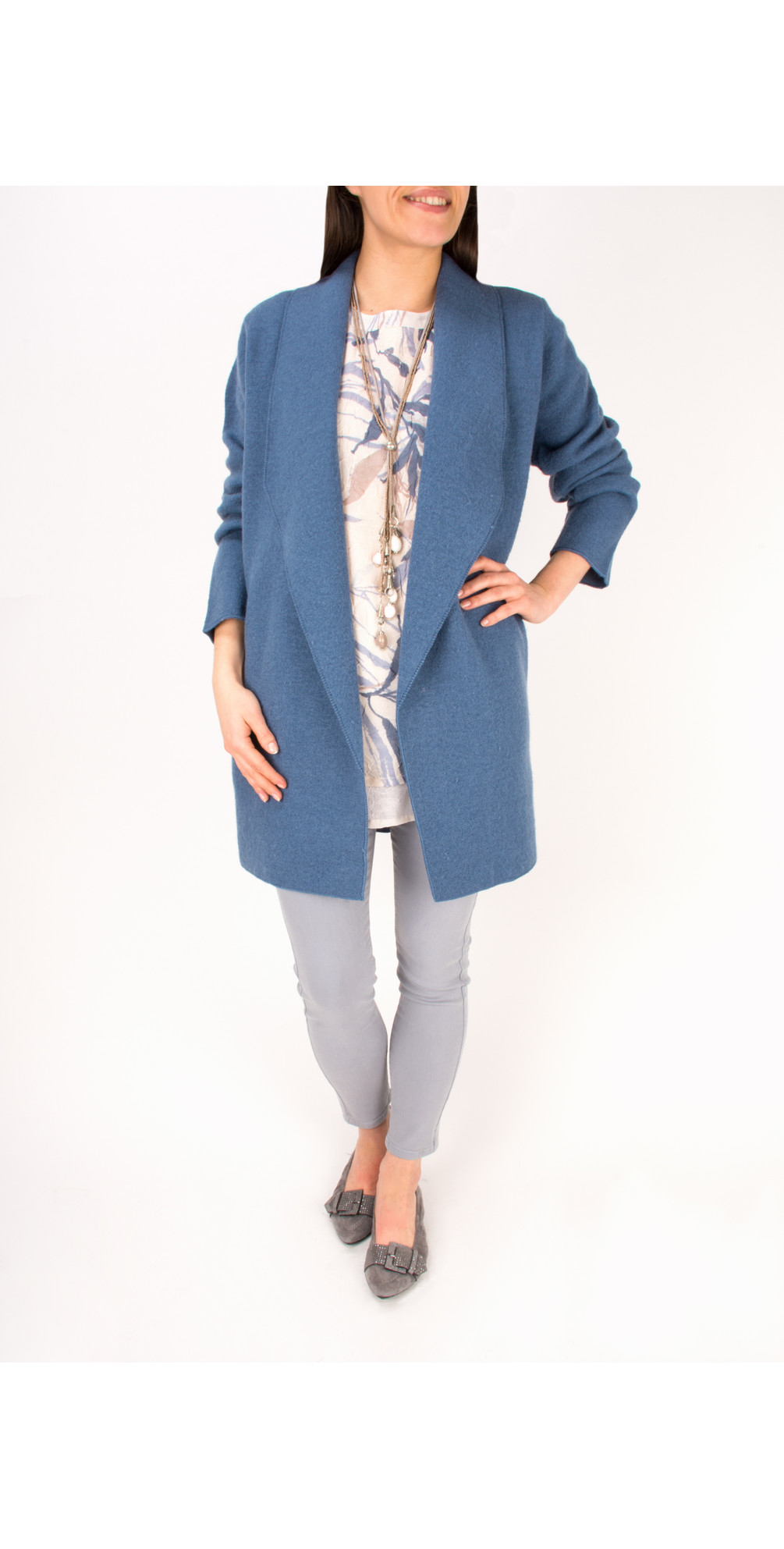 Spring Wool Alessio Coat main image