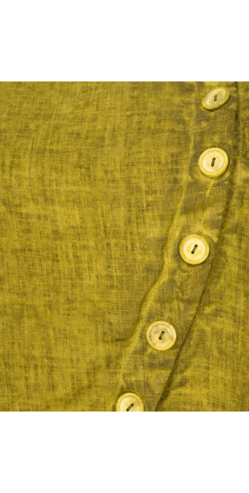 Oliato Linen Short Button Detail Jacket main image