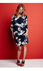 Circle Print Sleeved Dress additional image
