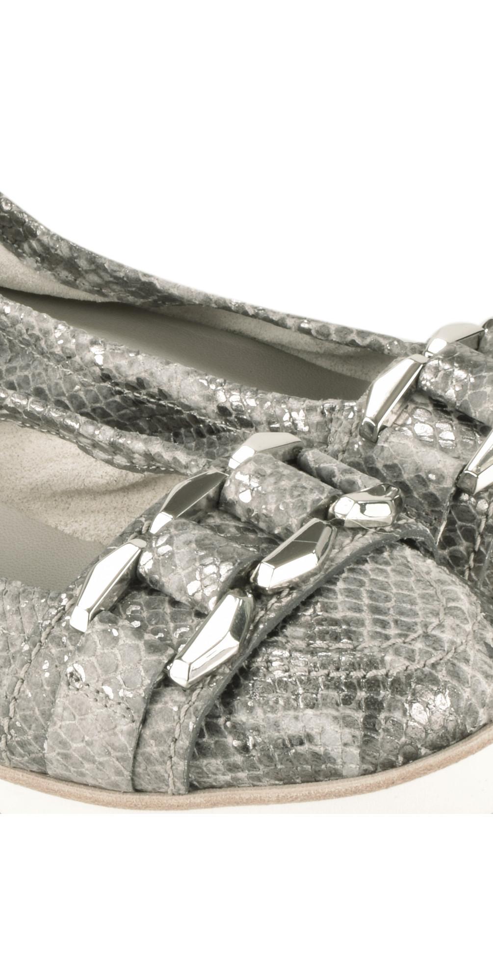 kennel und schmenger malu x chain jungle pump in jungle silver. Black Bedroom Furniture Sets. Home Design Ideas