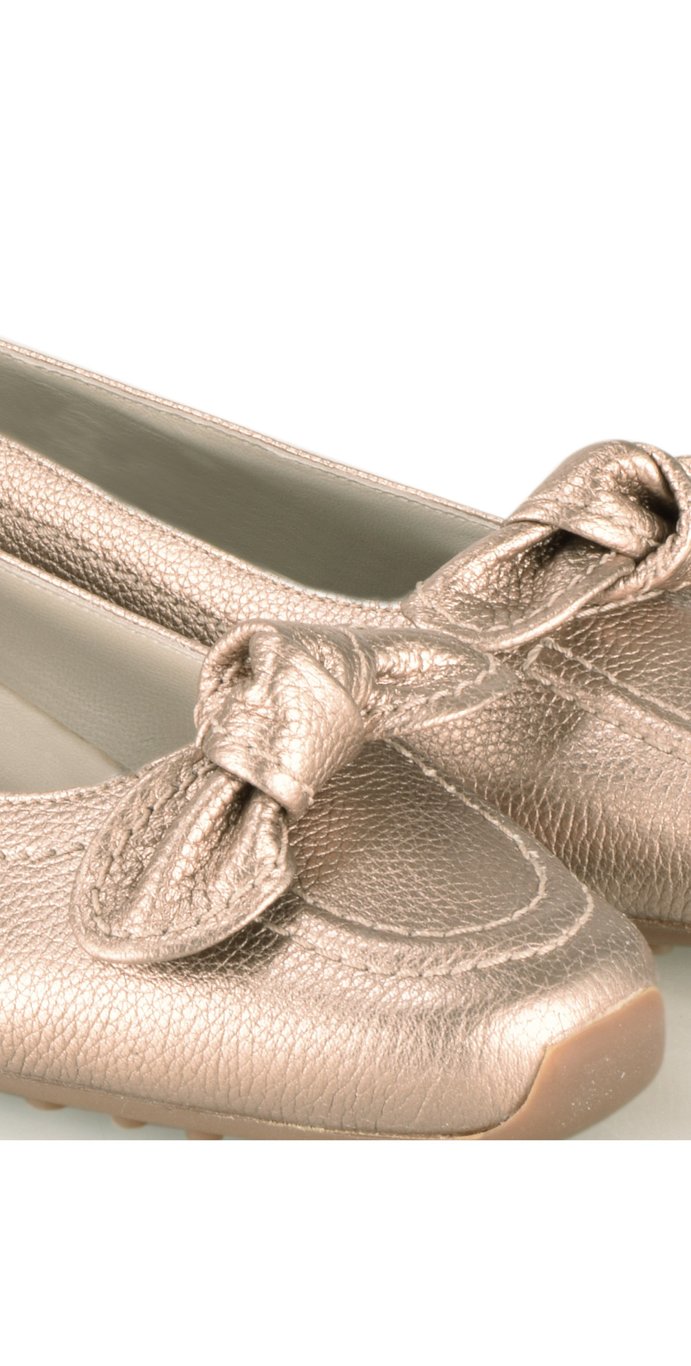 kennel und schmenger susa bunny metallic pump in rose. Black Bedroom Furniture Sets. Home Design Ideas