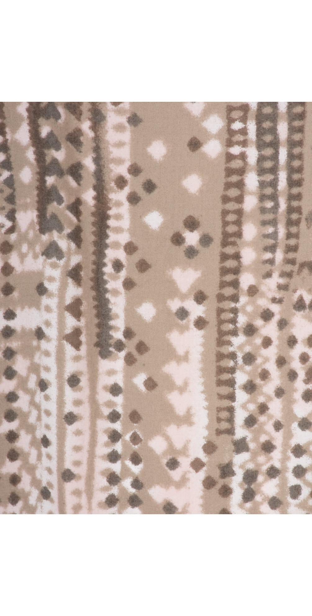 Stitch Pattern Sleeveless Blouse main image