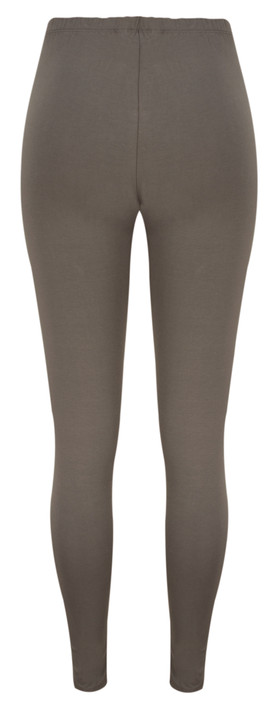 Sandwich Clothing Essential Stretch Jersey Legging Dark Wood
