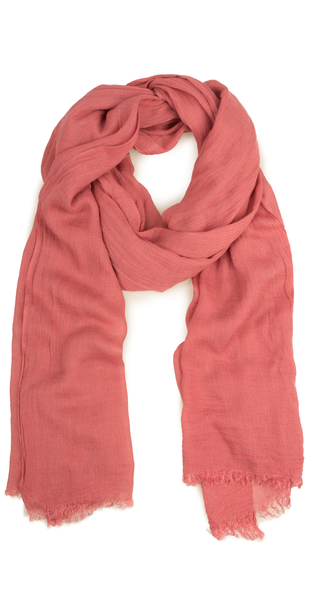 Essential Crinkle Effect Scarf main image