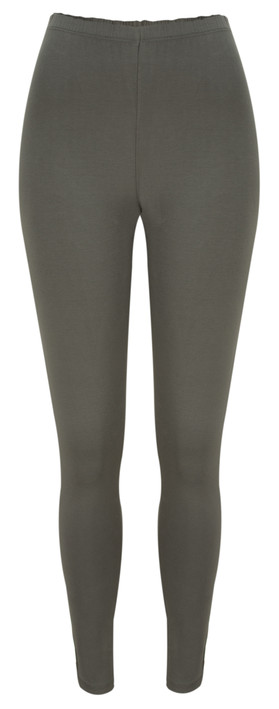 Sandwich Clothing Essential Stretch Jersey Legging Grey Magnet