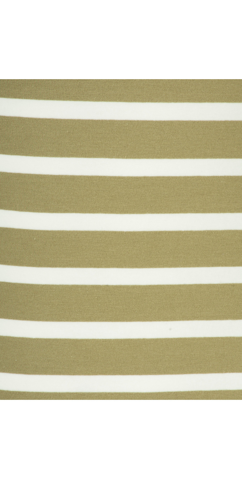 Essentials Long Stretch Stripe Cotton Vest main image
