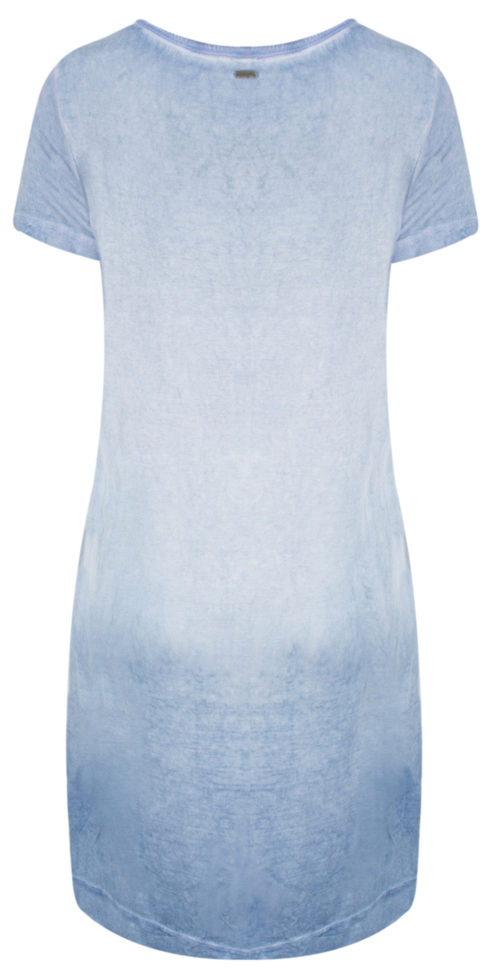 Distressed Dye Tunic  main image