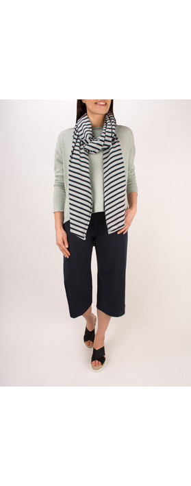 Mama B Emmy Corto Trousers Oltreblu-dark blue