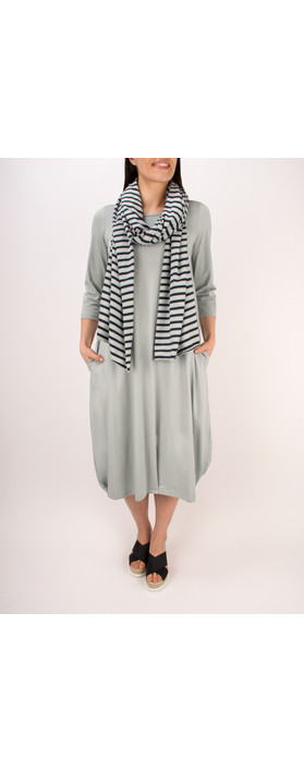 Mama B Evi Dress Nuvola-grey