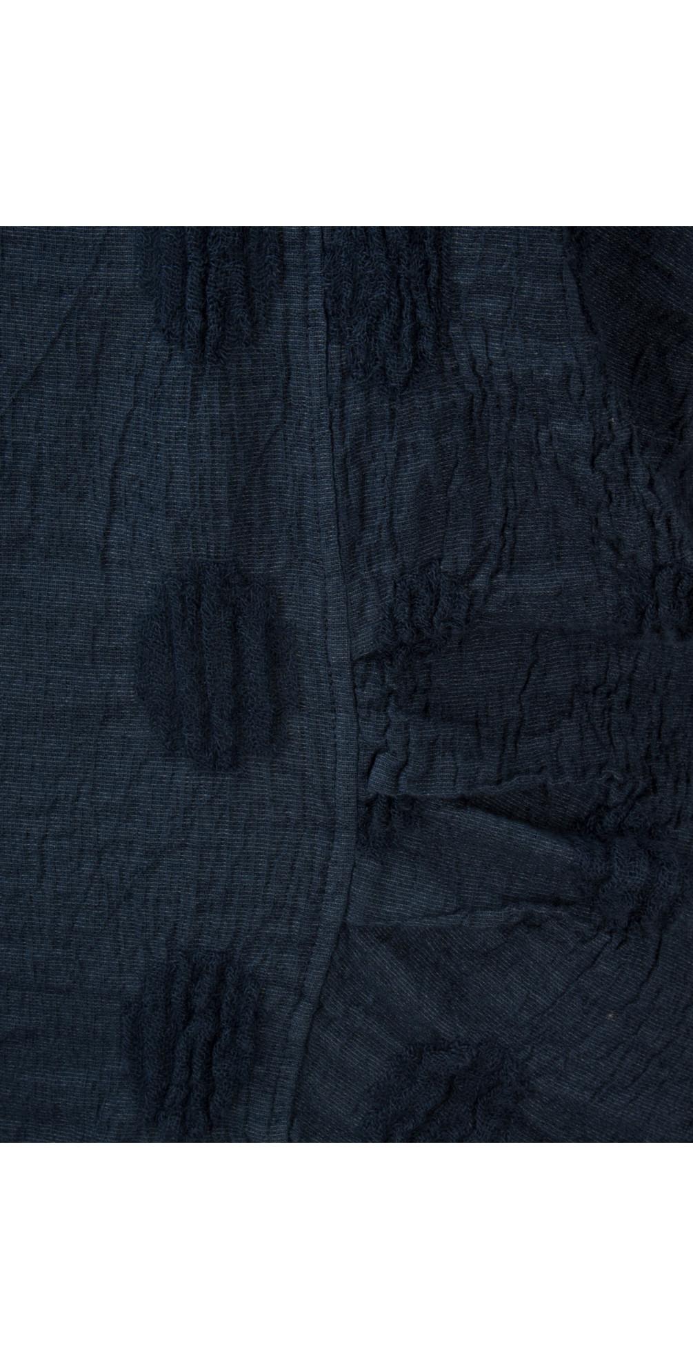 Linen Spot Short Sleeve Top main image