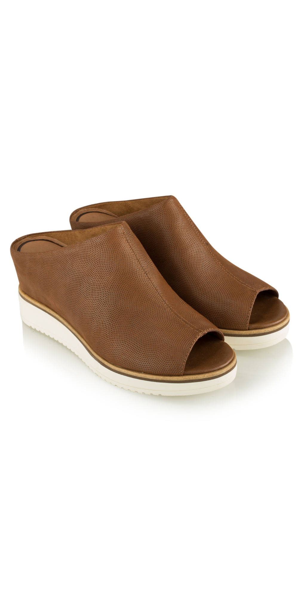 Leather Mule Sandal main image