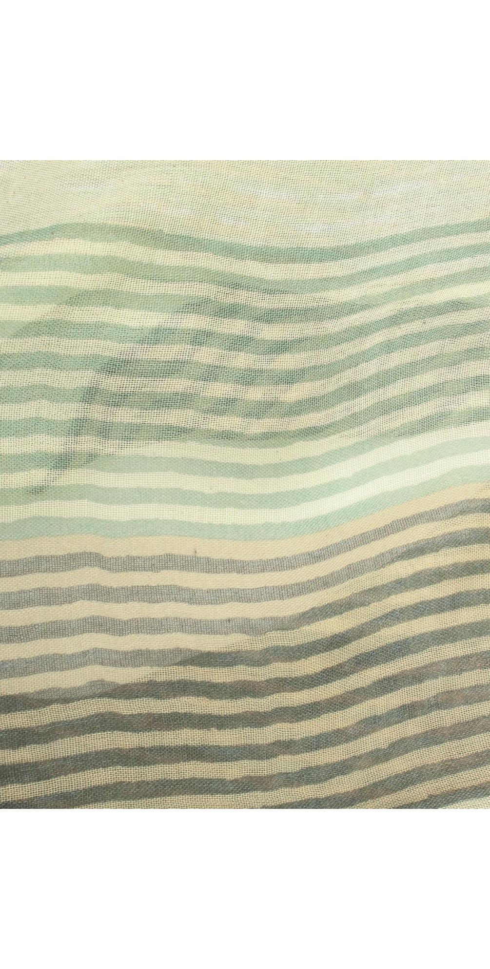 Striped Multicoloured Scarf main image