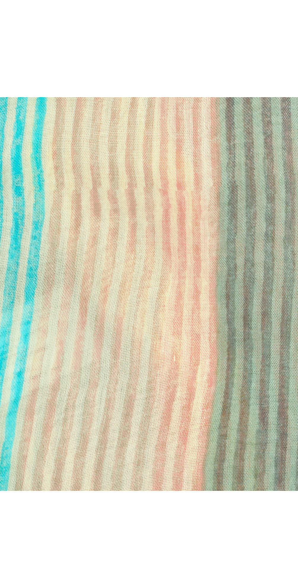 Striped Multicoloured Scarf main image