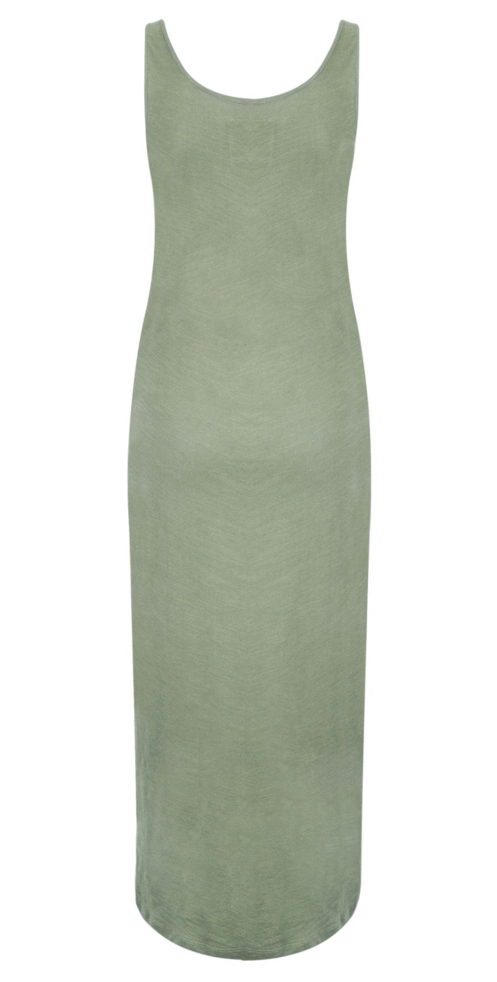 Slub Jersey Dress With Pocket main image