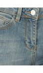 Sandwich Clothing Summer Bleach Wash Stretch Denim Skinny Casual Trouser