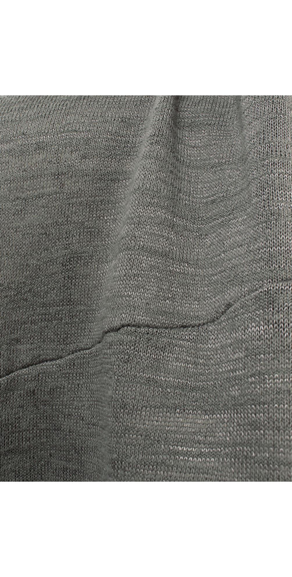 Urban Folk Longline Jersey Short Sleeve Jacket main image