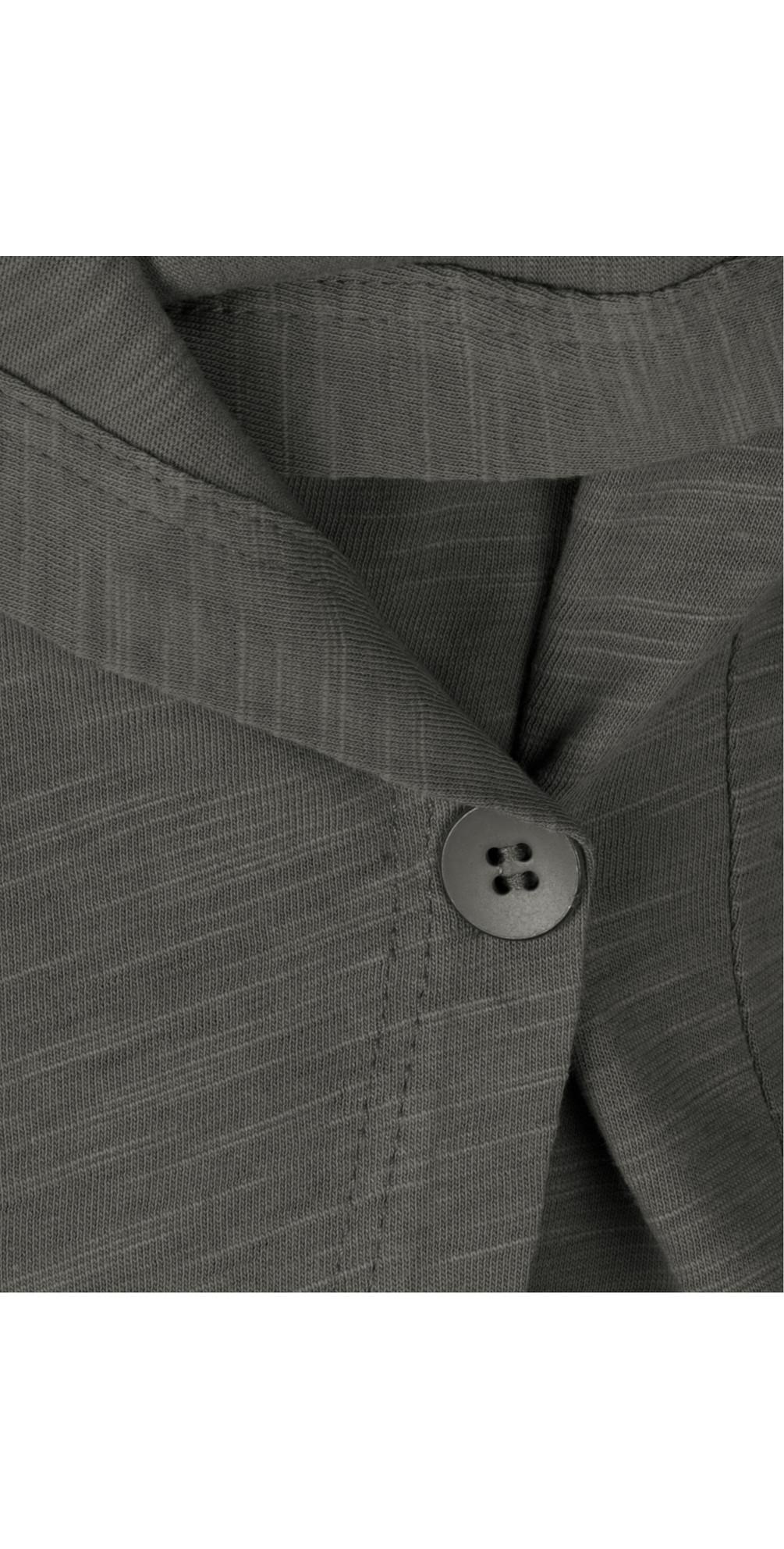 Cotton Slub Jersey Cardigan main image