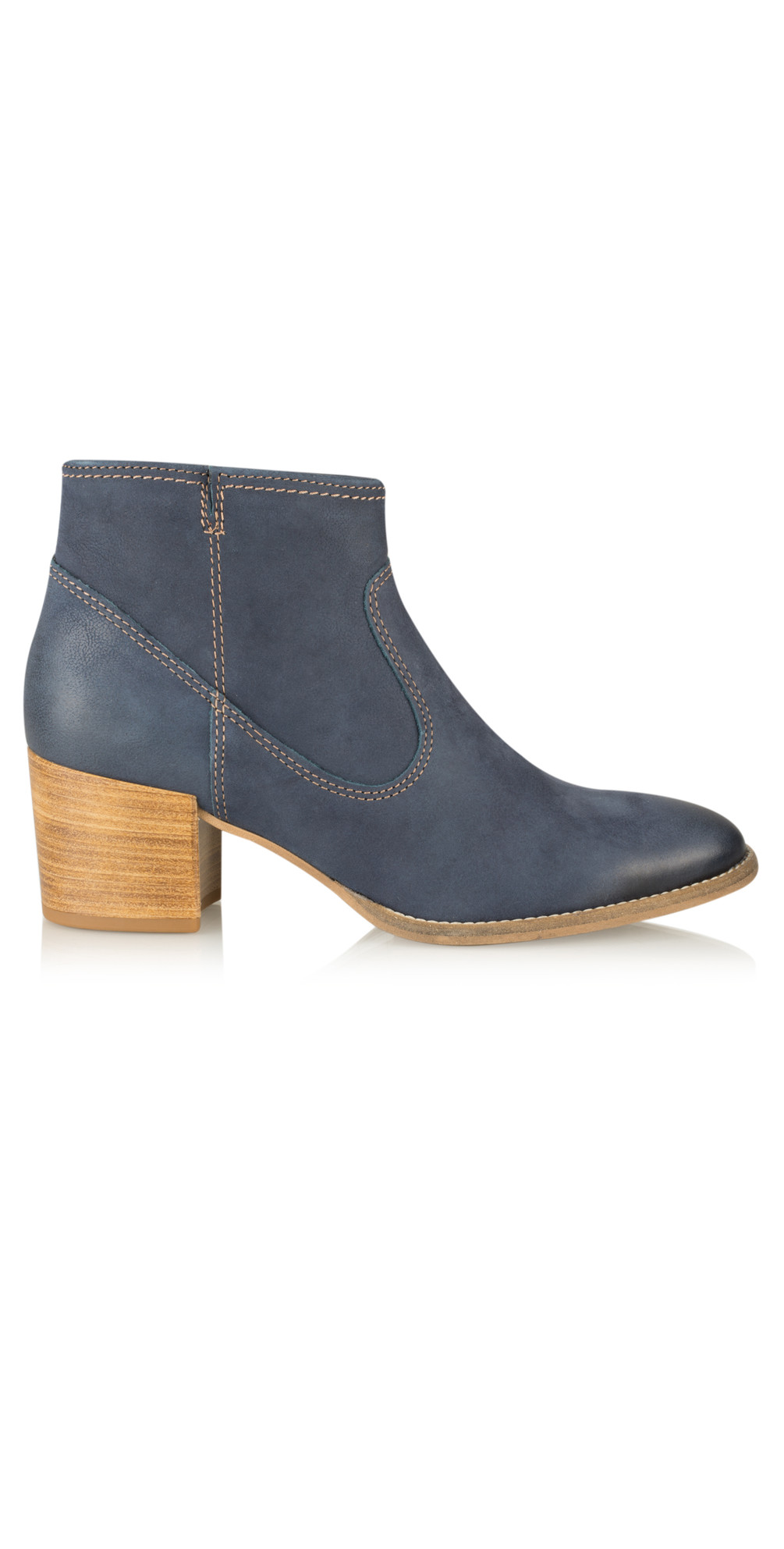 Nubuck Suede Ankle Boot main image