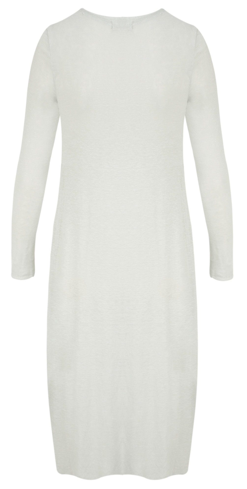 Inca Slub Linen Tunic Dress main image
