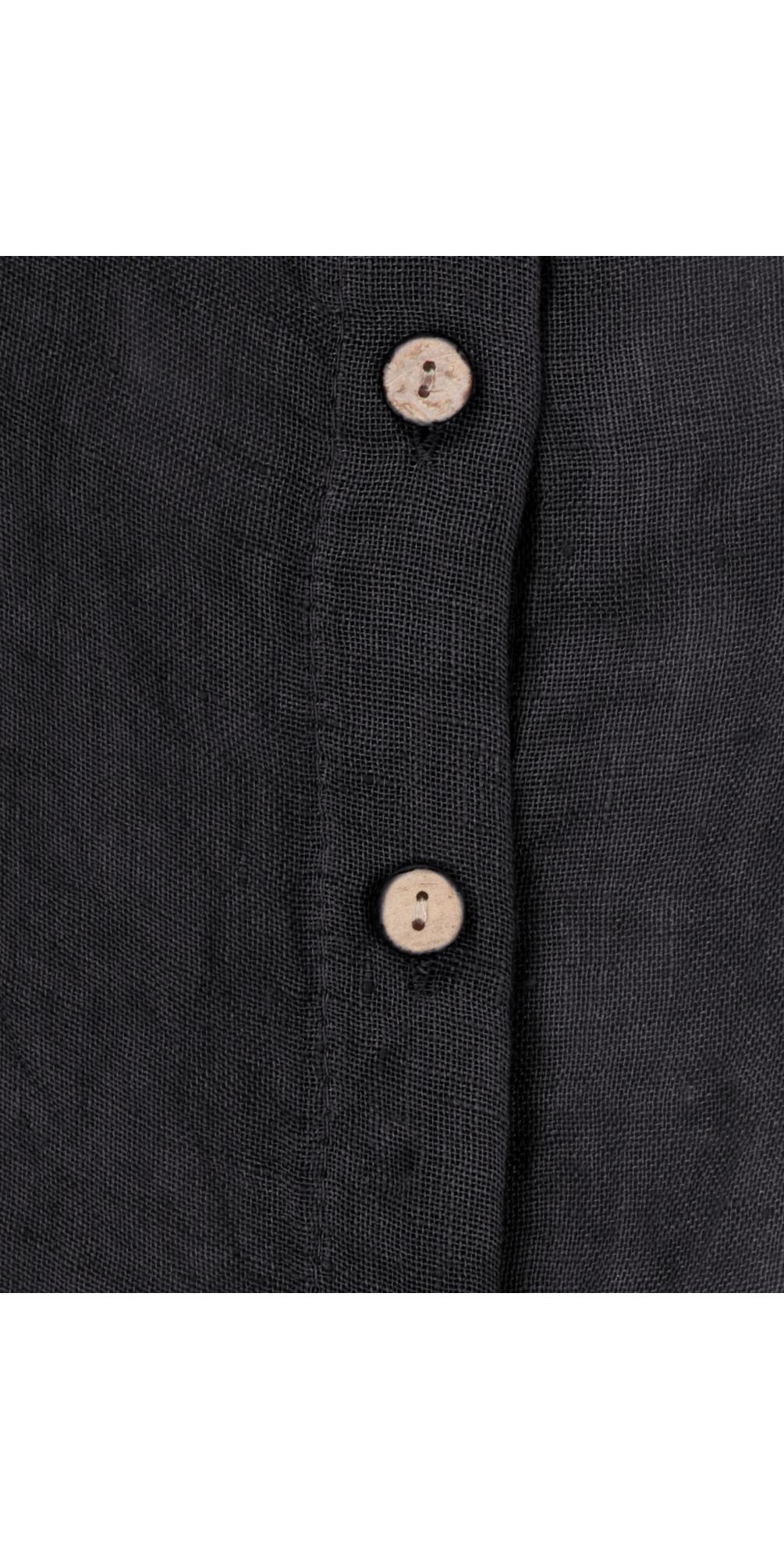 Birtie Linen Button Front Jacket main image