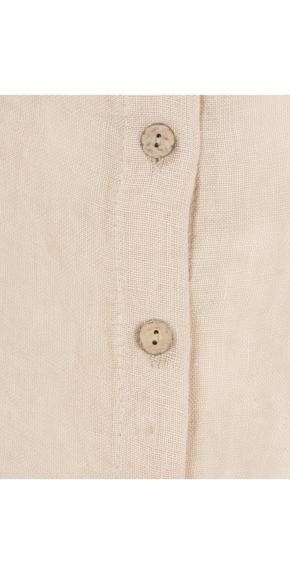 Birtie Linen Button Front Jacket main image