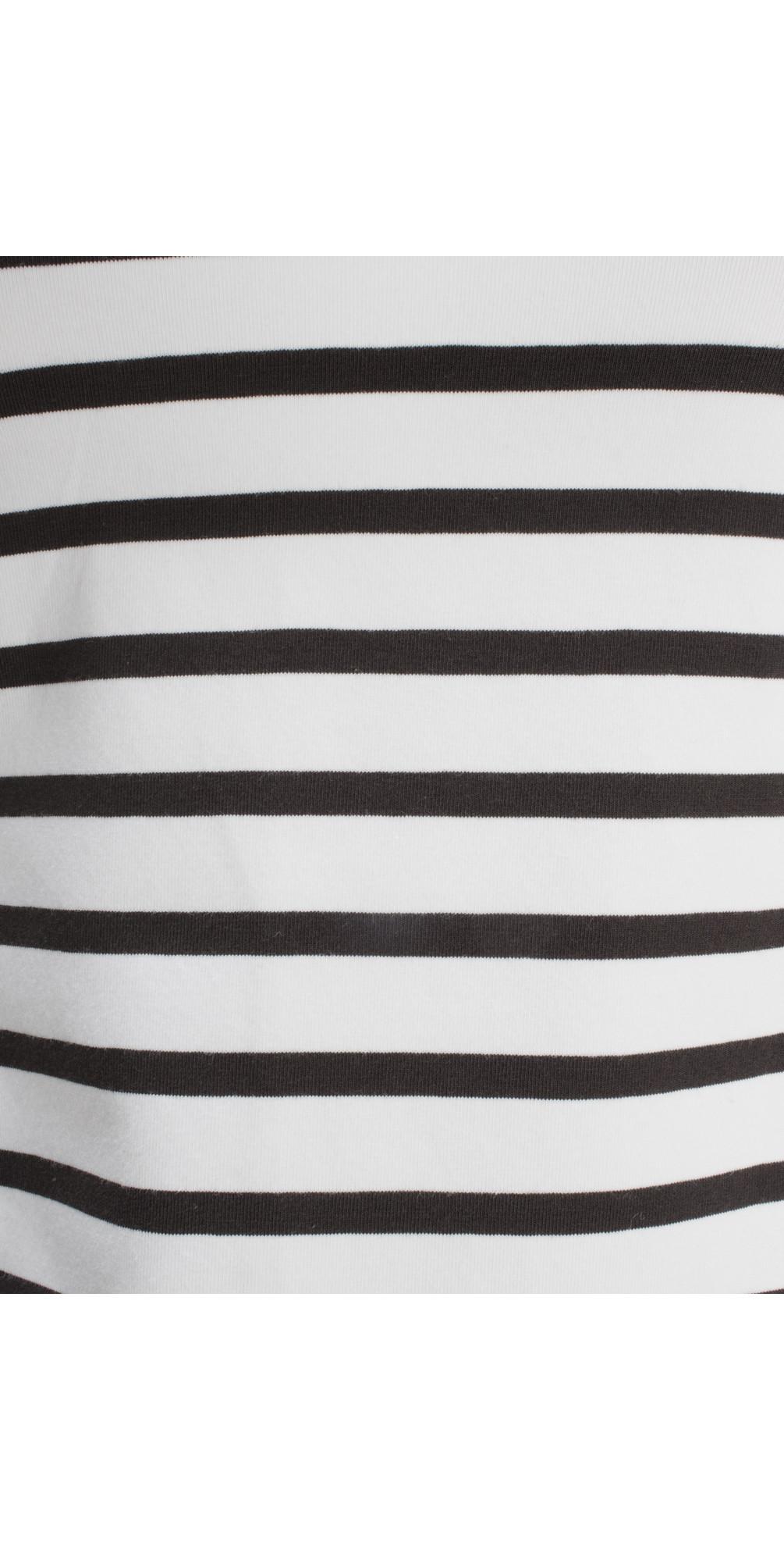 Essentials Jersey Striped Vest main image