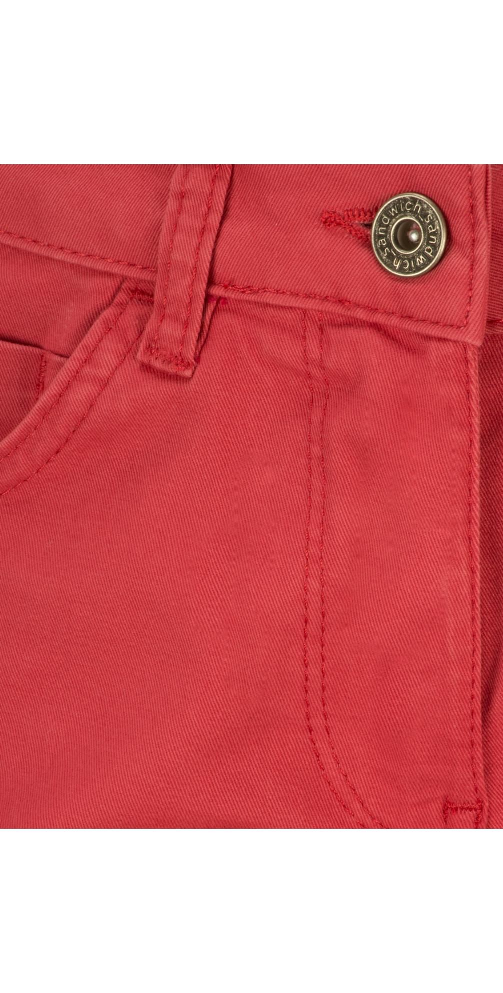 Stretch Cotton Shorts main image