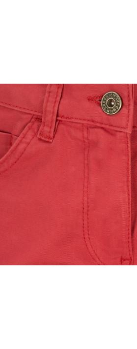 Sandwich Clothing Stretch Cotton Shorts Summer Rose