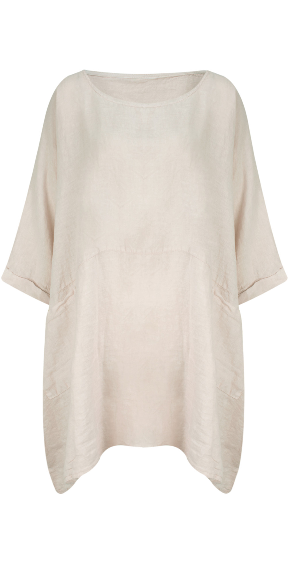 Dessie Oversized Tunic with Pocket main image