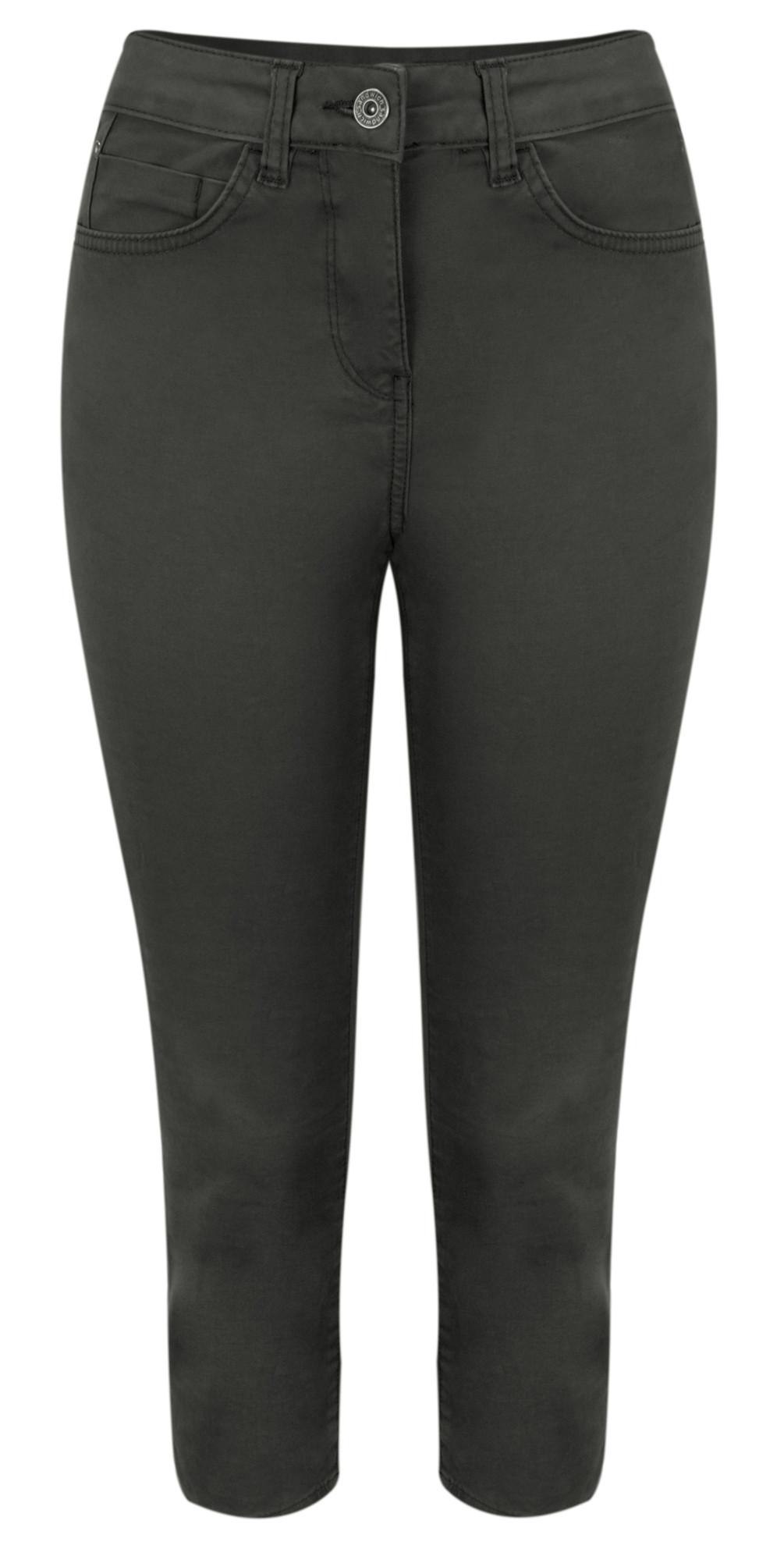 High Waist Skinny Stretch Casual Trouser main image
