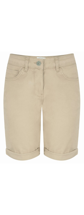 Sandwich Clothing Stretch Cotton Shorts Desert Sand