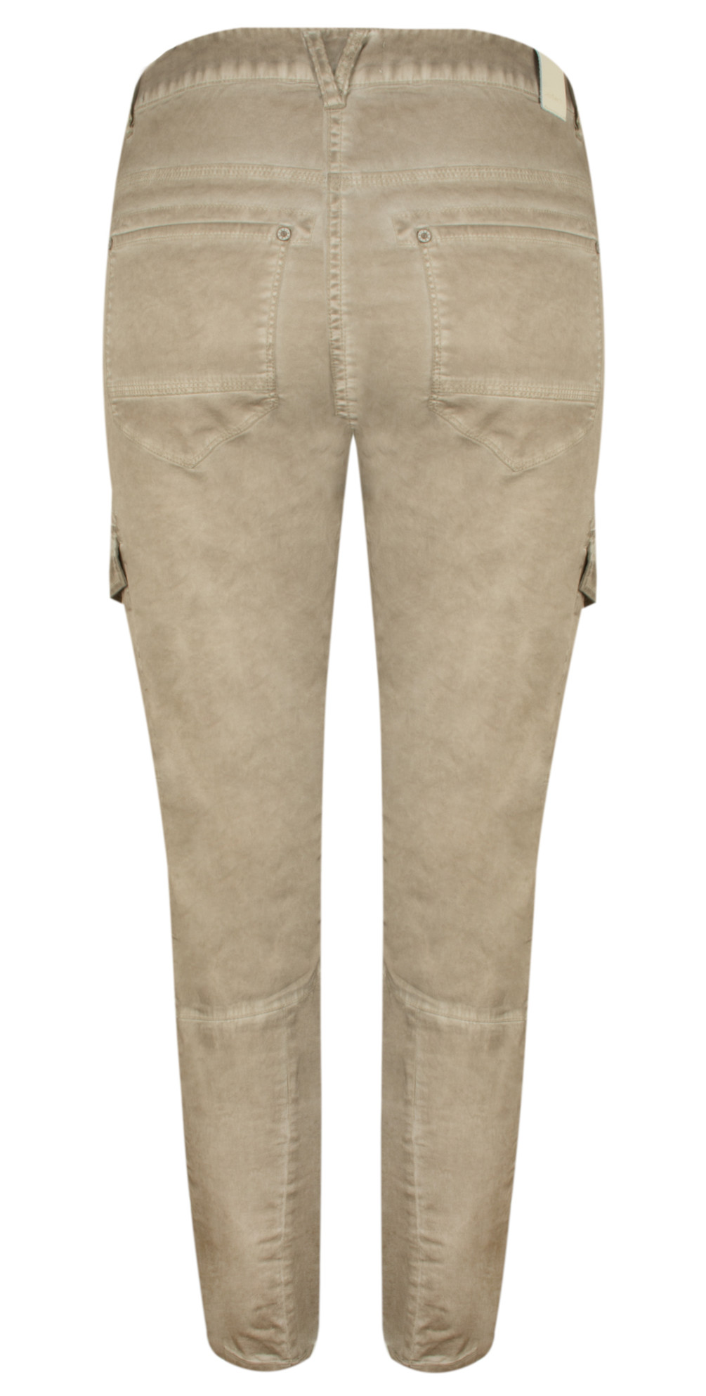 Structured Casual Trouser with Pockets main image