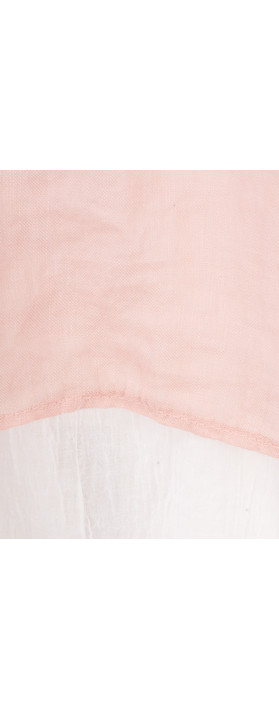 Arka Mia Double Layer Top Pink