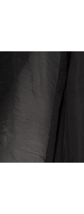 Arka Maggie Waterfall Cardi Black