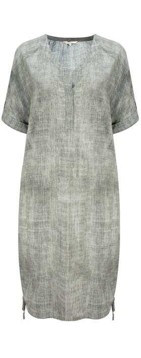 Sandwich Clothing Texture Pattern Dress Steel