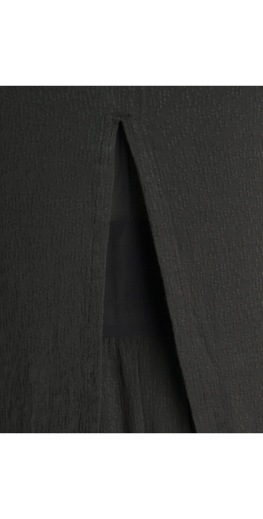 Long Woven Dress main image