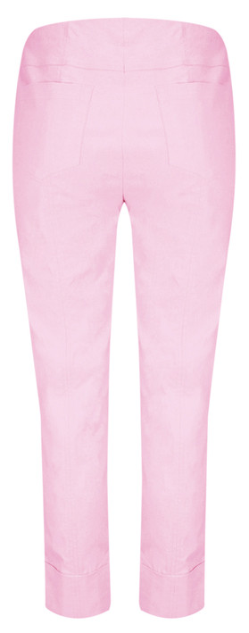 Robell Trousers Bella 7/8 Cropped Trouser  Soft Lilac