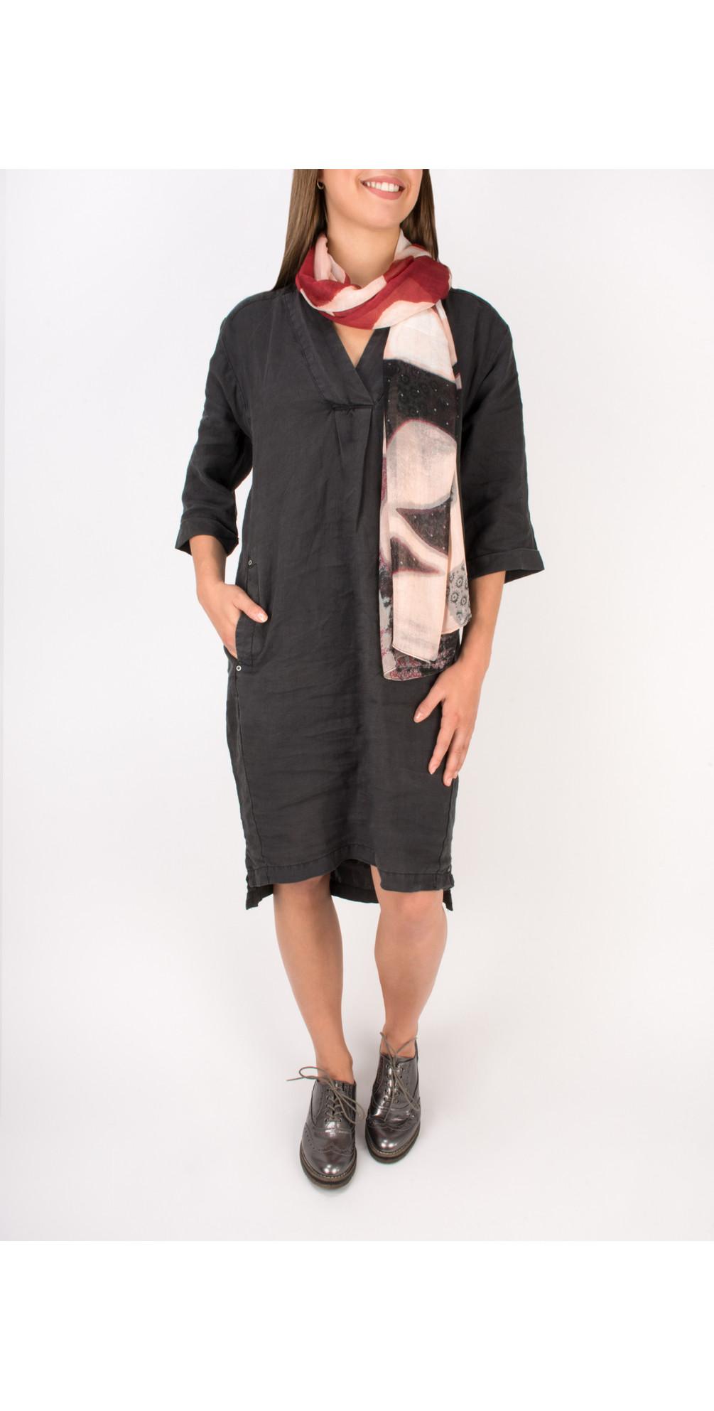 Linen Tunic Dress main image