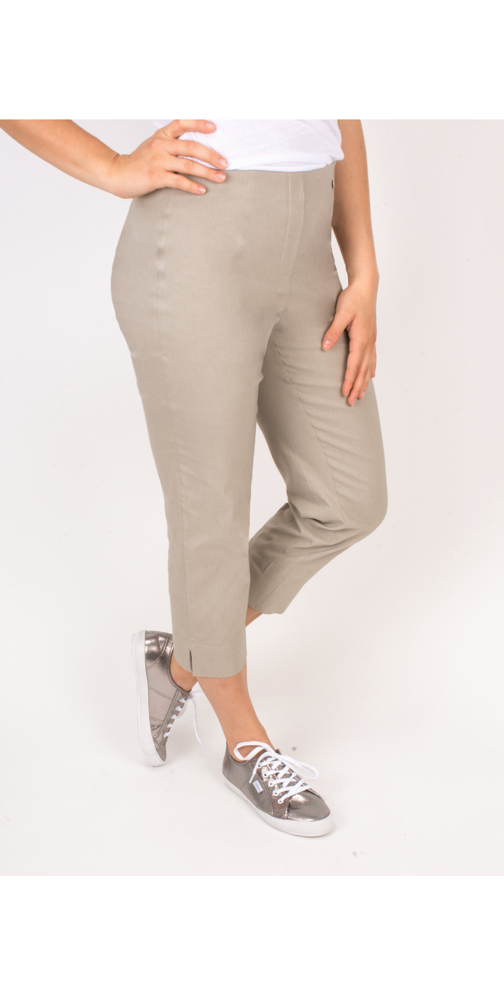 Marie 07 Cropped Trouser main image