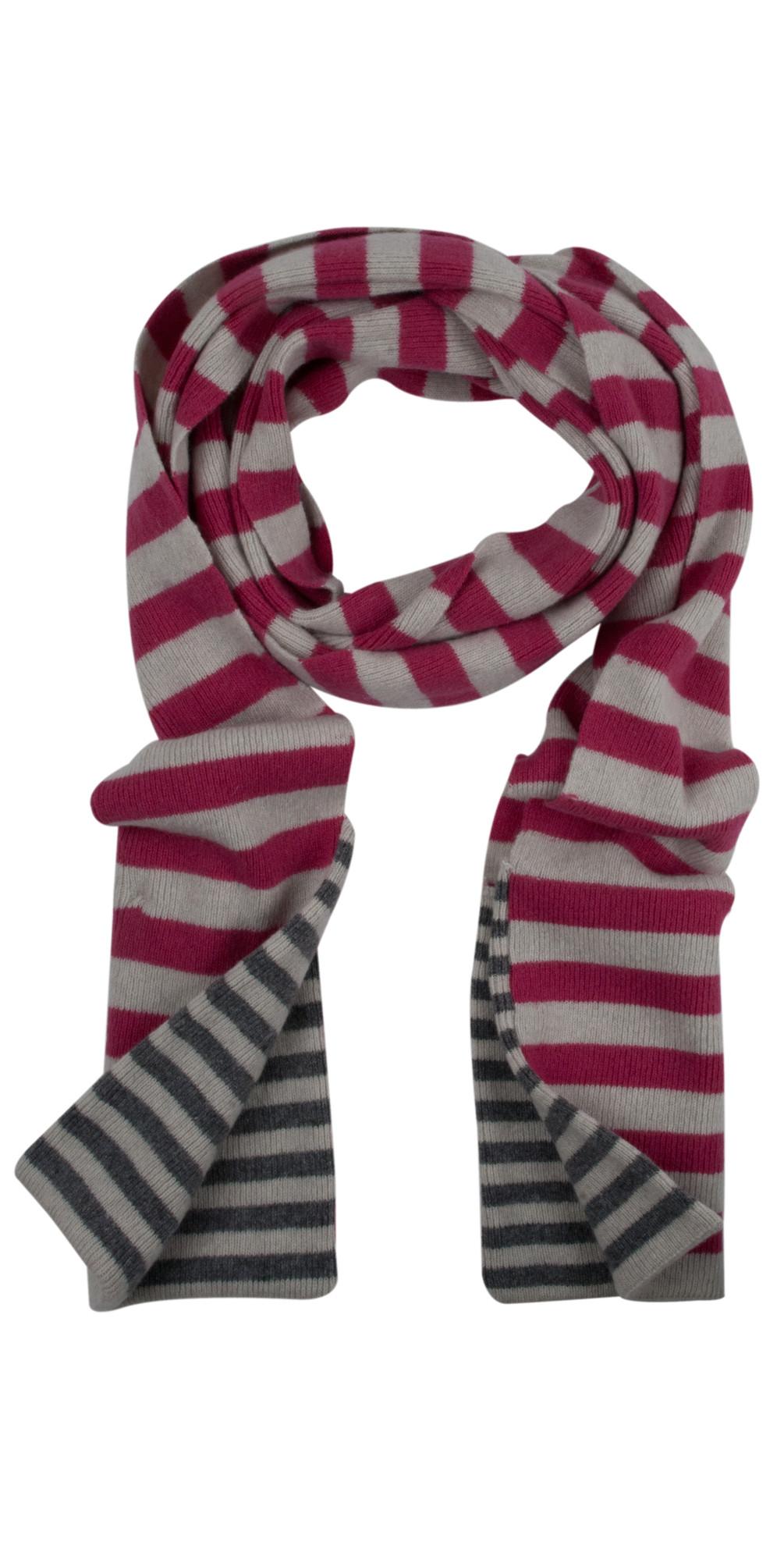 seasalt clothing novelty scarf in ripple
