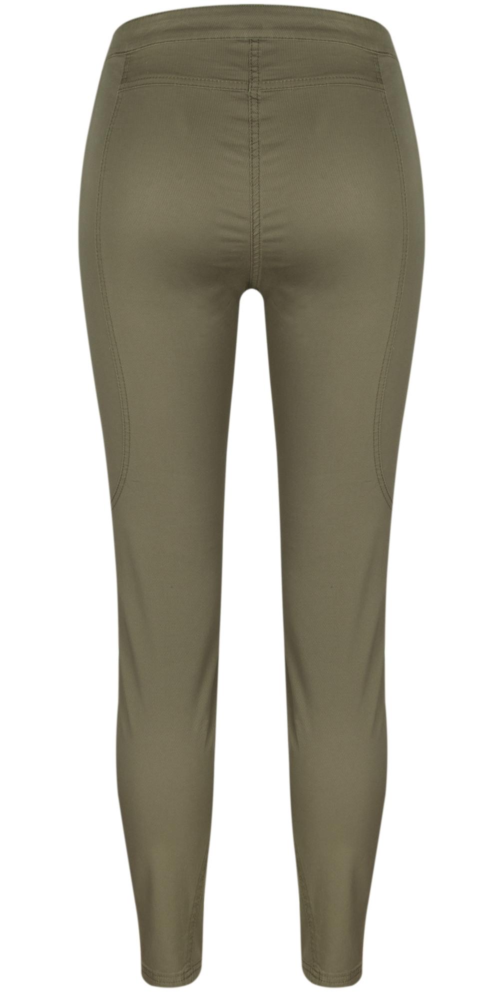 Twill Tregging Pants main image