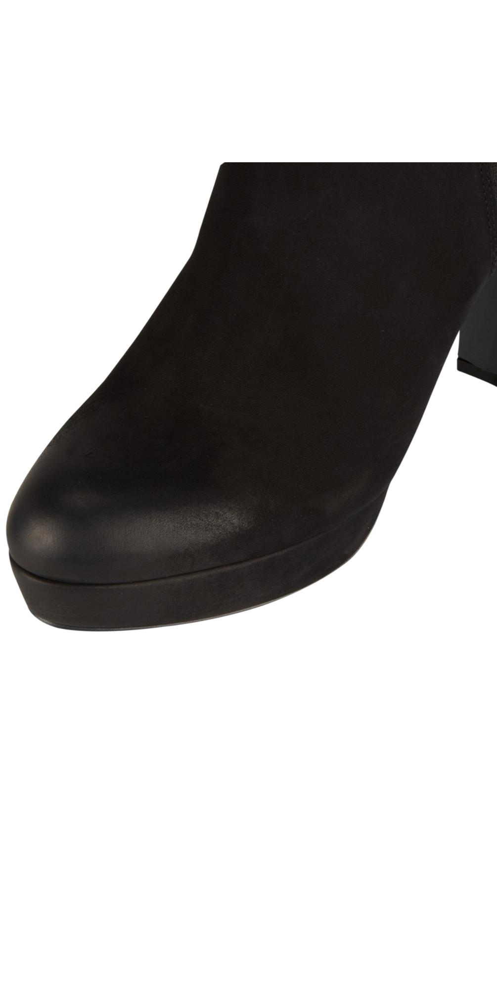 kennel und schmenger stretch ankle boot in schwarz. Black Bedroom Furniture Sets. Home Design Ideas