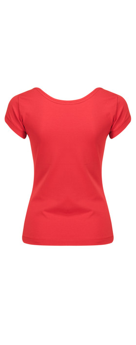 Sandwich Clothing Short Sleeve Light Cotton T-shirt R/Pepper