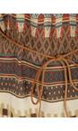 Sandwich Clothing Slate  Tapestry Print Tunic