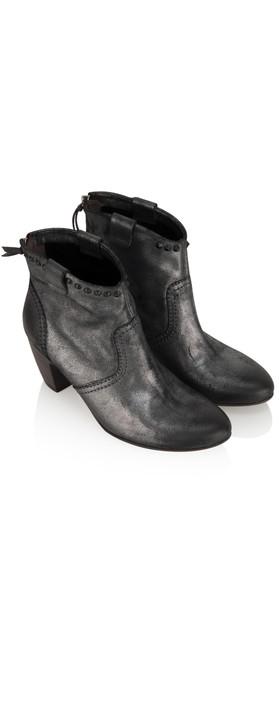 kennel und schmenger stud mina ankle boot in schwarz. Black Bedroom Furniture Sets. Home Design Ideas