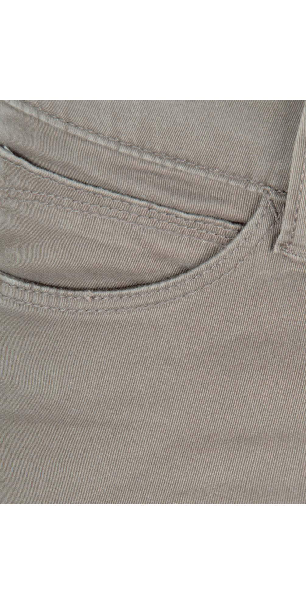 Skinny Cotton Stretch Pants main image