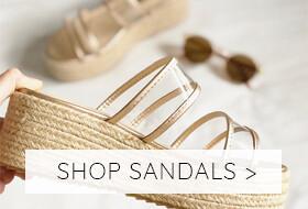 Sandals 03-04