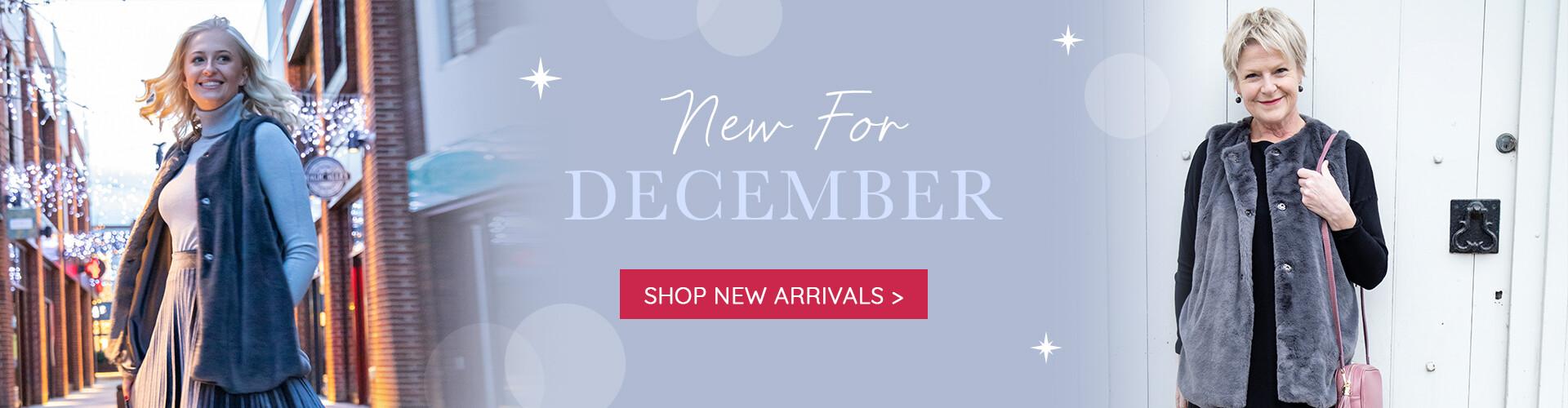 01-12 New For December