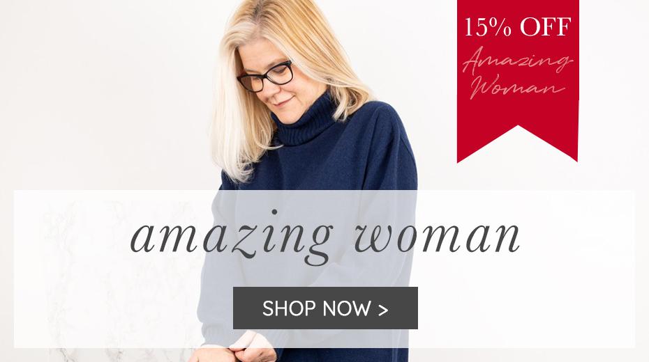 01-12 Amazing Woman
