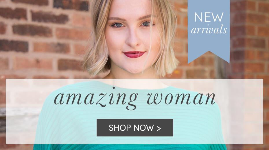11-09 Amazing Woman